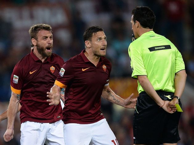 FBL-ITA-SERIE A-ROMA-UDINESE