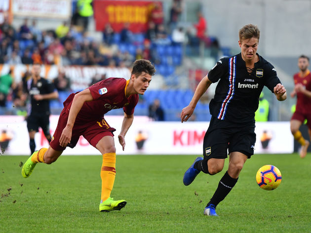 FBL-ITA-SERIEA-AS ROMA-SAMPDORIA