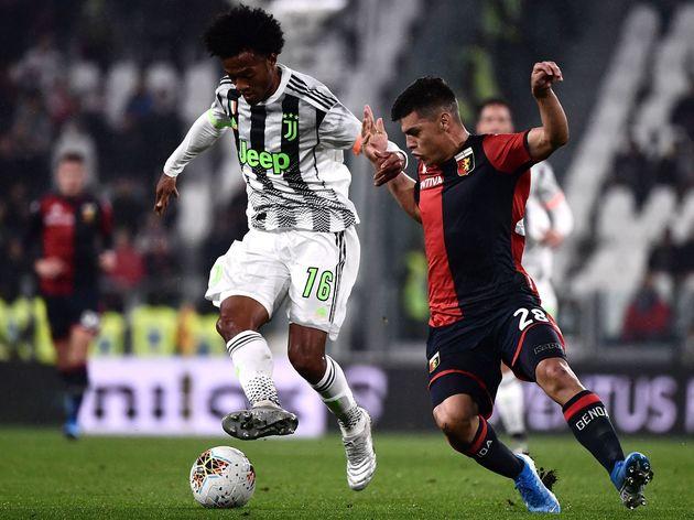 Juventus 2-1 Genoa: Report Ratings & Reaction as Ronaldo Scores Late Penalty to Seal Win 918kissab33
