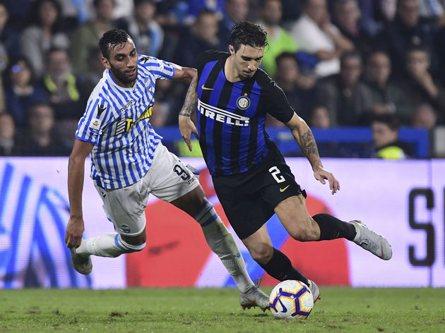 FBL-ITALY-SERIE A-SPAL-INTER MILAN