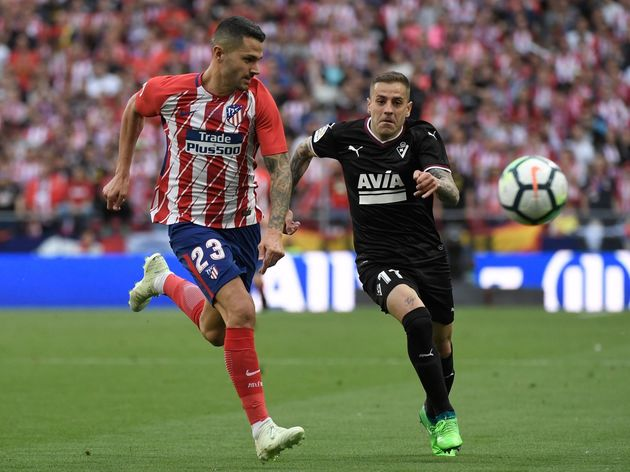 Image result for atletico madrid 2-2 eibar