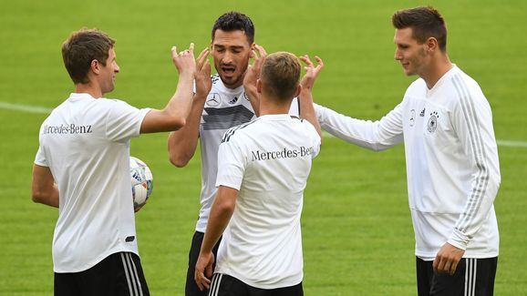 FBL-NATIONS-LEAGUE-GER-TRAINING