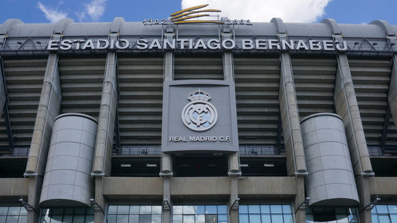 FBL-SPAIN-MADRID-STADIUM