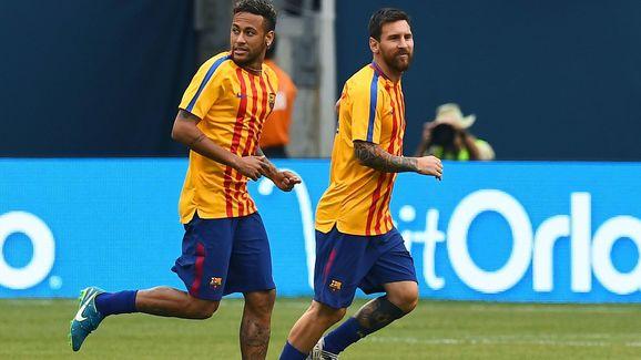 FBL-US-ICC-FC BARCELONA-JUVENTUS FC