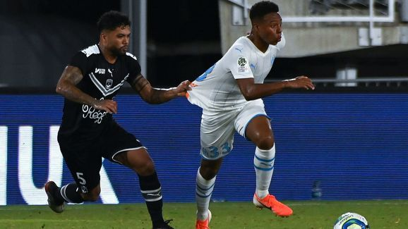 FBL-USA-LIGUE1-Olympique-Marseille-Bordeaux