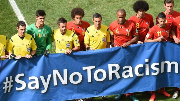 England Players Could Be Banned From World Cup if They Leave the Pitch in Protest of Racism