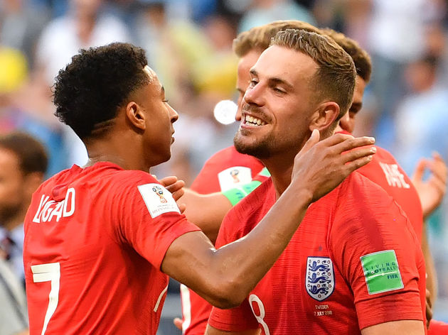 England Midfielder Gives Fitness Update Ahead of World Cup Semi Final Against Croatia