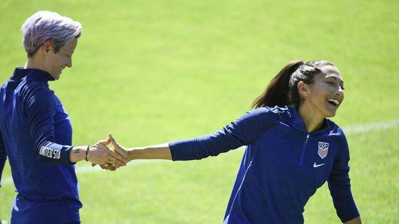 FBL-WC-2019-WOMEN-USA-NED-TRAINING