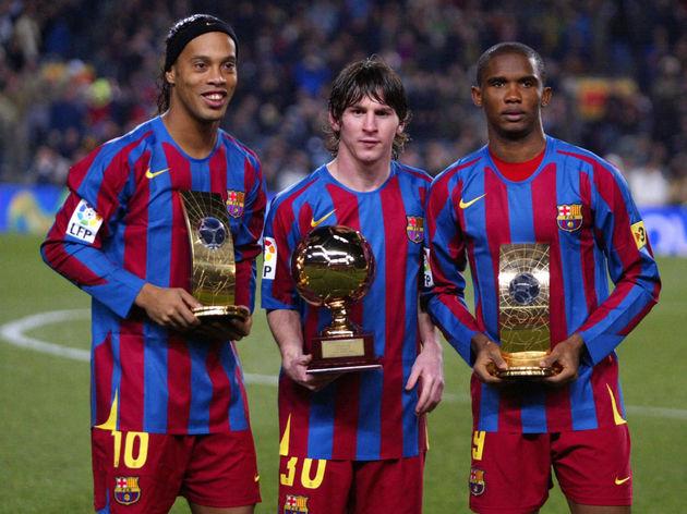 Ronaldinho The Magician Who Brought Glory Style Back To Barcelona 90min
