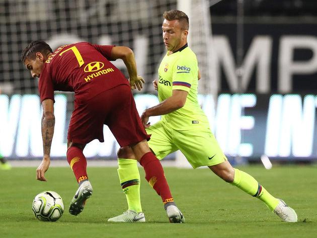 FC Barcelona v AS Roma - International Champions Cup 2018