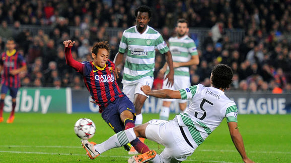 FC Barcelona v Celtic - UEFA Champions League