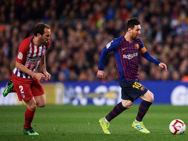 Lionel Messi,Diego Godin