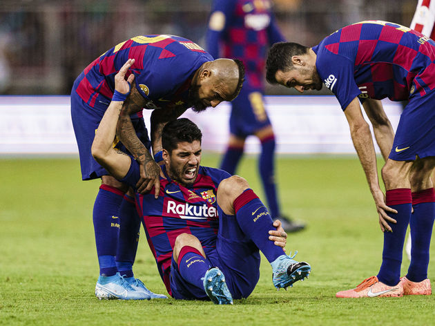 Barcelona Vs Granada Preview How To Watch On Tv Live Stream Kick Off Time Team News 90min