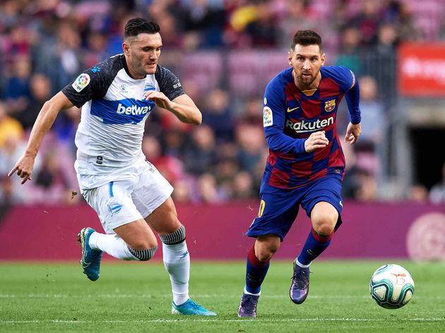 Lionel Messi,Lucas Perez