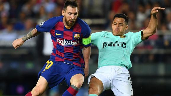 Lionel Messi,Alexis Sanchez