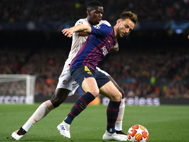 Ivan Rakitic,Paul Pogba