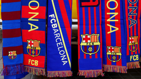 FC Barcelona v Manchester United - UEFA Champions League Quarter Final second leg