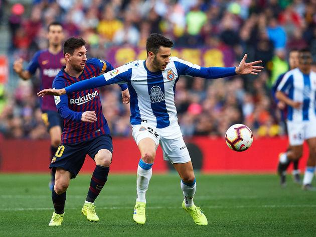 Mario Hermoso,Lionel Messi