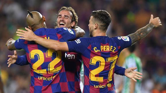 Arturo Vidal,Antoine Griezmann,Carles Perez