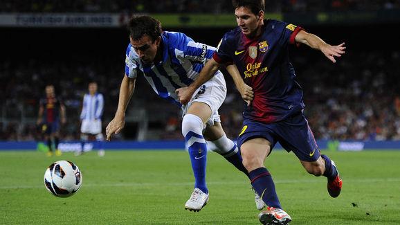 Mikel Gonzalez Martinez,Lionel Messi