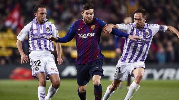 Lionel Messi,Miguel Alfonso Herrero 'Michel',Jose Ignacio Martinez 'Nacho'