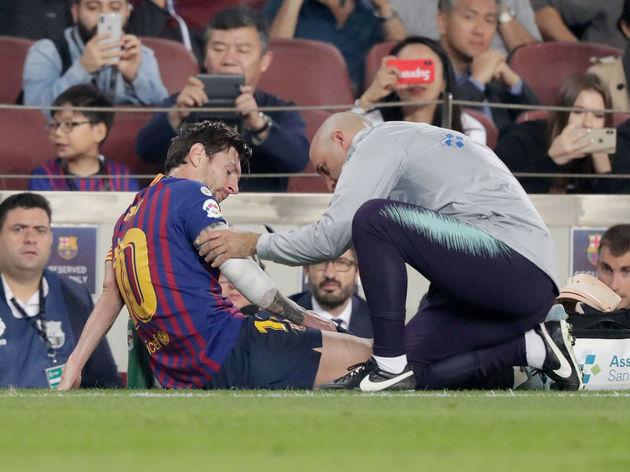 FC Barcelona v Sevilla - La Liga Santander