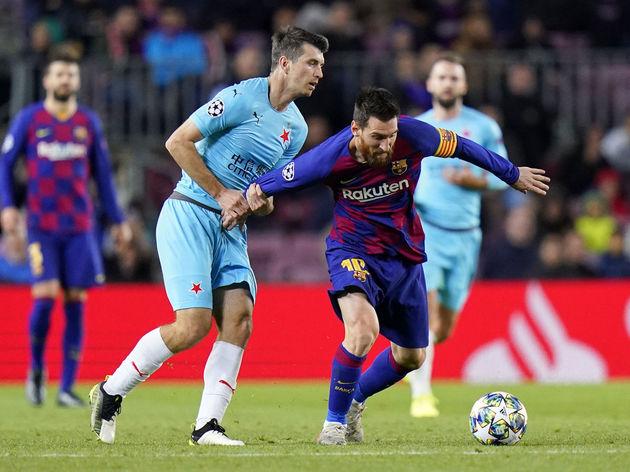 Lionel Messi,Ondrej Kudela