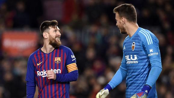Jaume Doménech,Lionel Messi