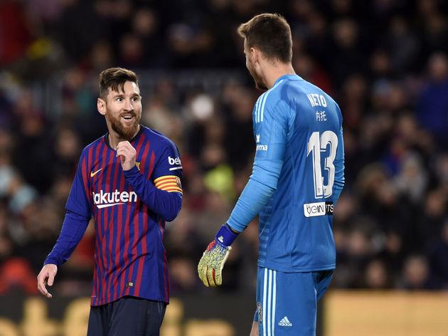 Lionel Messi,Norberto Murara Neto