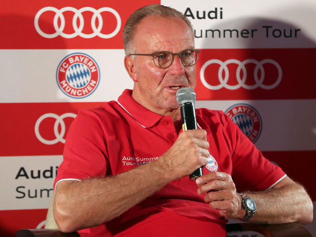 FC Bayern AUDI Summer Tour 2018 - Day 7