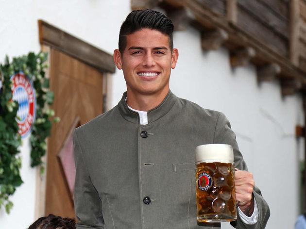 FC Bayern Muenchen Attends Oktoberfest 2018