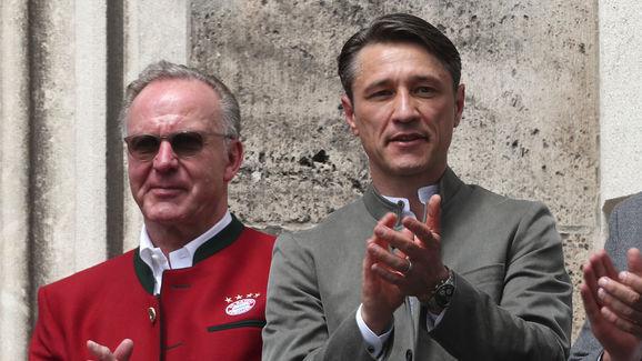Niko Kovac,Karl-Heinz Rummenigge