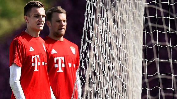 FC Bayern Muenchen - Doha Training Camp Day 2