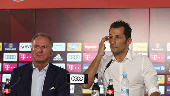 FC Bayern Muenchen Unveils New Director Sports