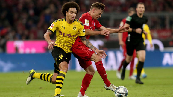 Axel Witsel,Joshua Kimmich