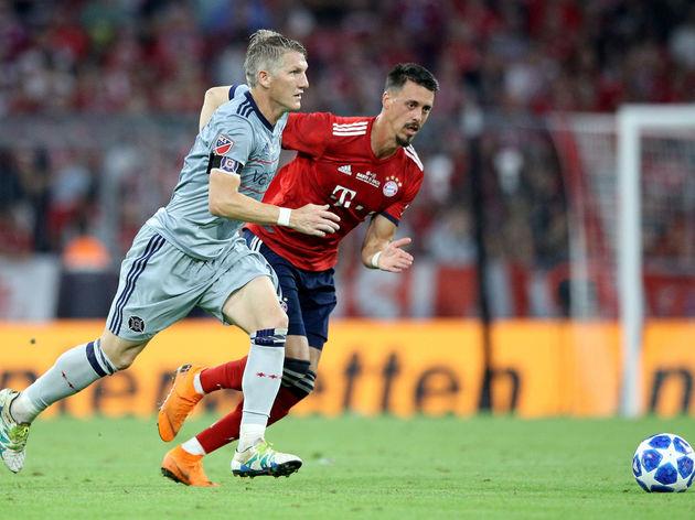 FC Bayern Muenchen v Chicago Fire - Friendly Match
