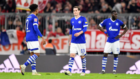 Sebastian Rudy,Weston McKennie