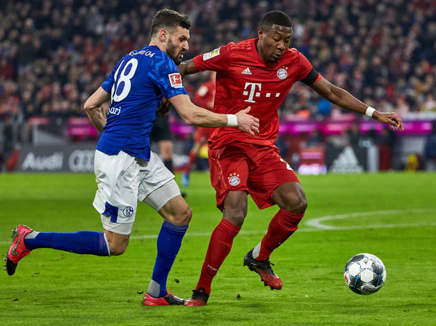 Daniel Caligiuri , , David Alaba ,
