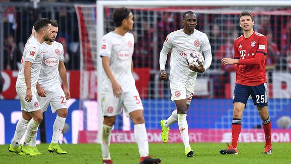 FC Bayern Muenchen v Fortuna Duesseldorf - Bundesliga
