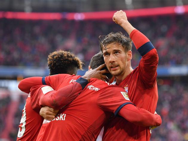 Bayern Munich New Kit: Photos of 2019/20 Die Roten Home