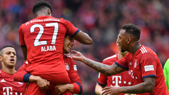 Leon Goretzka,David Alaba,Jerome Boateng
