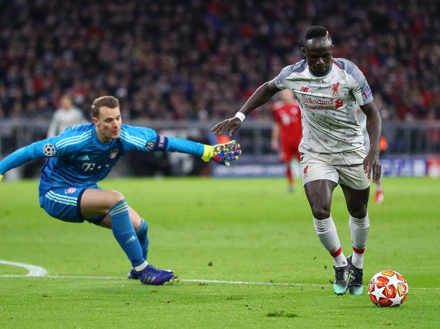 Sadio Mane,Manuel Neuer