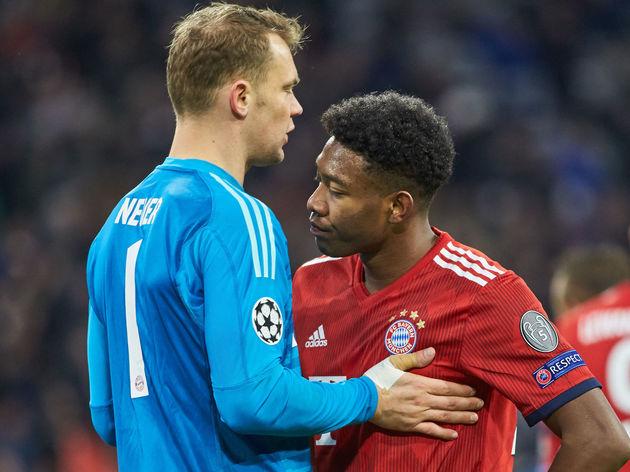 Manuel Neuer,David Alaba