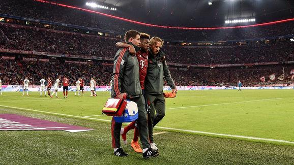 FC Bayern Muenchen v TSG 1899 Hoffenheim - Bundesliga