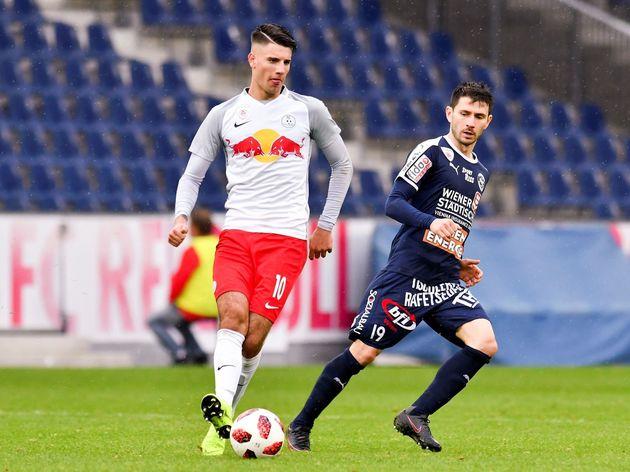 Dominik Szoboszlai,Mirnes Becirovic