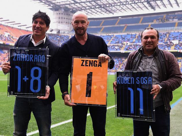 Walter Zenga,Ruben Sosa Ardaiz,Ivan Zamorano