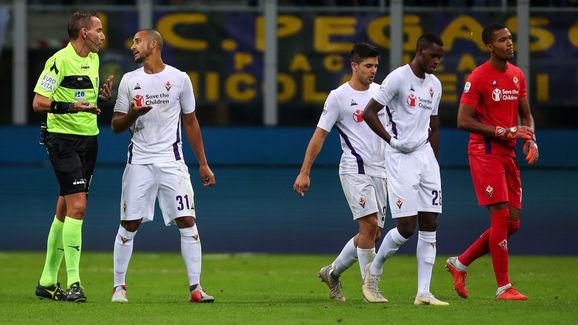 FC Internazionale v ACF Fiorentina - Serie A