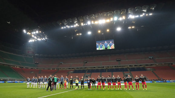 FC Internazionale v Benevento Calcio - Coppa Italia