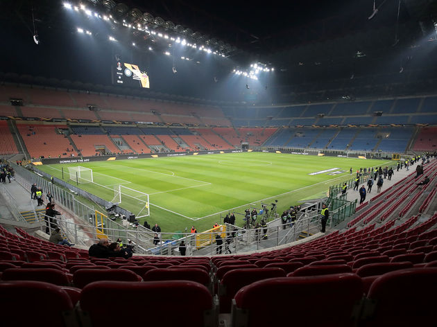 FC Internazionale v SK Rapid Wien - UEFA Europa League Round of 32: Second Leg