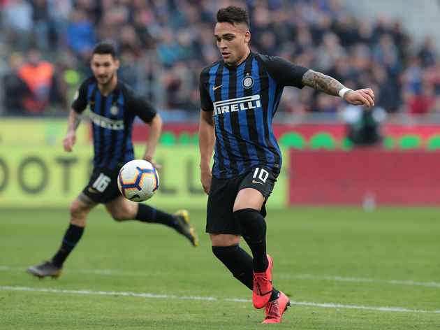 Barcelona Lining Up Huge €112m Bid for Inter Star Lautaro Martinez